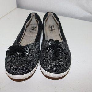 Womens Keds Ortholite canvas shoes size 8